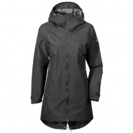 Didriksons Hilde Womens Jacket Coal Black