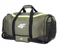 4F Duffle Bag på 40 Liter, khaki