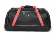 4F/Outhorn Rejsetaske, 70 Liter, sort/rød