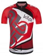 Kilpi Rifto-M Cykeltrøje, rød, herre