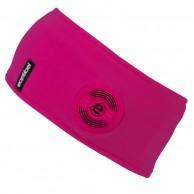 Earebel Bella pandebånd m. høretelefoner, pink