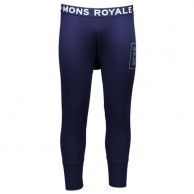 Mons Royale Shaun Off, skiunderbukser, Navy