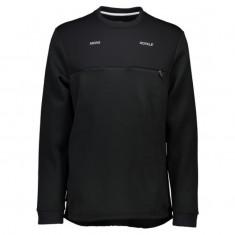 Mons Royale Transition Pipe Jersey, skitrøje, Black