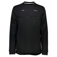 Mons Royale Transition Pipe Jersey, skitrøje, Black