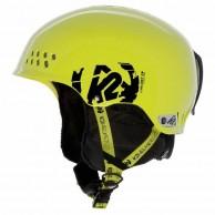 K2 Phase Pro, skihjelm, lime