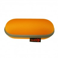 Demon Hardcase etui til solbriller, lille, orange