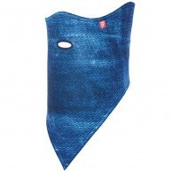 Airhole Facemask 2 Layer, denim