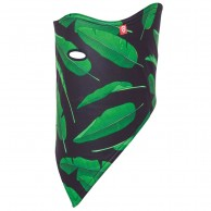 Airhole Facemask 2 Layer, leaf
