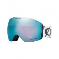 Oakley Flight Deck, Hazard Bar Slate Ice, Prizm Sapphire Iridium