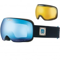 Cairn Focus, OTG skibriller, blå