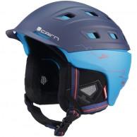 Cairn I-Brid Rescue, skihjelm, mat blå