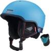 Cairn Centaure Rescue, skihjelm, mat blå