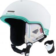 Cairn Centaure Rescue, skihjelm, mat hvid