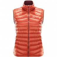 Haglöfs Essens II Down Vest Women, rød