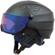 Alpina Grap Visor HM, skihjelm med Visir, mørkeblå