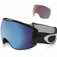 Oakley Airbrake XL, Prizm, skibriller, Jet Black