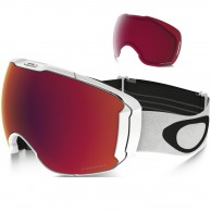 Oakley Airbrake XL, Polished White, Prizm Torch and Prizm Rose