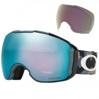 Oakley Airbrake XL, Mark McMorris Signature, Prizm Sapphire Iridium and Prizm HI Pink Iridium