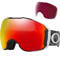 Oakley Airbrake XL, Night Camo, Prizm Torch and Prizm Rose