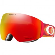 Oakley Flight Deck XM, Digi Snake Red, Prizm Torch Iridium