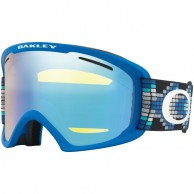 Oakley O2 XL, Digi Snake Iron Blue, HI Yellow Iridium