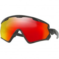 Oakley Wind Jacket 2.0, Night Camo, Prizm Torch Iridium