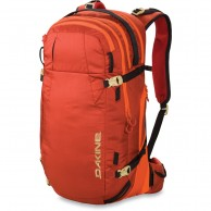 Dakine Poacher 36L, rød/orange
