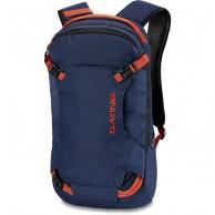 Dakine Heli Pack 12L, mørkeblå
