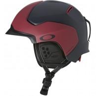 Oakley MOD5, skihjelm, vinrød