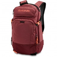 Dakine Womens Heli Pro 20L, burnt rose