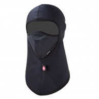 Kama softshell/fleece balaclava, sort