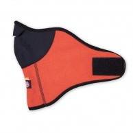 Kama ansigtsmaske, stor, windstopper, orange
