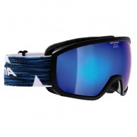 Alpina Scarabeo JR. MM, juniorskibrille, sort