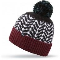 Dakine Camila Womens Beanie, sort/bordeaux
