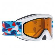 Alpina Carat, juniorskibrille, hvid konfetti