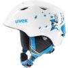 Uvex airwing 2 skihjelm, hvid/blå