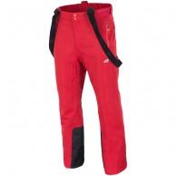 4F Gilbert skibukser, herre, rød