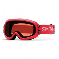 Smith Gambler Air jr skibrille, rød