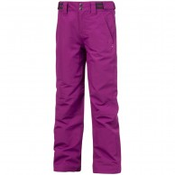 Protest Jackie JR, softshell bukser til piger, lilla
