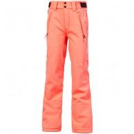 Protest Lole JR, softshell bukser til piger, petunia