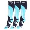 4F Ski Socks, 3 par billige skistrømper, navy