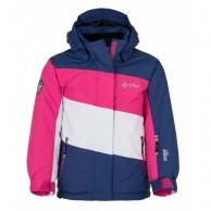 Kilpi Kally-JG pige skijakke, blå