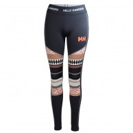 Helly Hansen Lifa Active Graphic pant, dame, blå