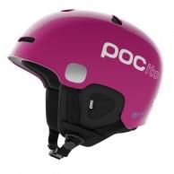 POCito Auric Cut Spin, børne skihjelm, pink
