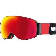 Atomic Revent Q, skibriller, sort/rød