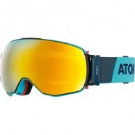 Atomic Revent Q, skibriller, blå