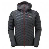 Montane Quattro Fusion Jacket, grå