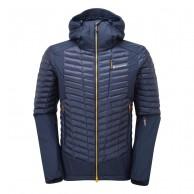 Montane Quattro Fusion Jacket, blå