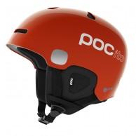 POCito Auric Cut Spin, børne skihjelm, orange