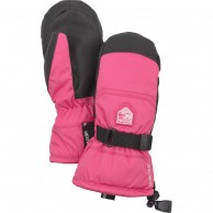 Hestra Gore-Tex Gauntlet luffer, junior, pink
